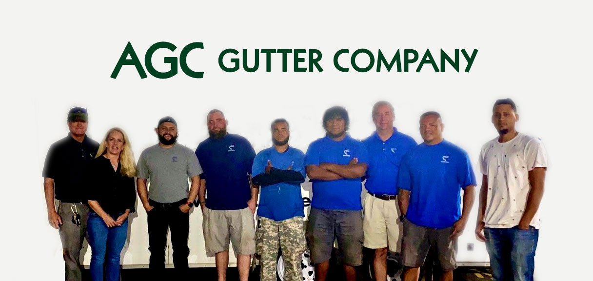 Seamless gutters and gutter guards from AGC Gutter Company, Hilton Head, Bluffton and Okatie.