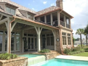 Hilton Head, Bluffton's source for seamless gutters and gutter covers
